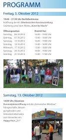 Gallusmarkt - Programm - Flyer - der Stadt Grünberg - Seite 2