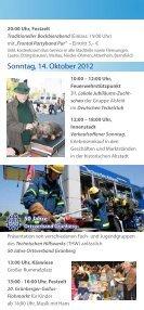 Gallusmarkt - Programm - Flyer - der Stadt Grünberg - Seite 3