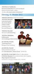 Gallusmarkt - Programm - Flyer - der Stadt Grünberg - Seite 4