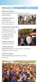 Gallusmarkt - Programm - Flyer - der Stadt Grünberg - Seite 5