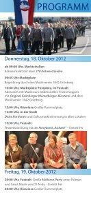 Gallusmarkt - Programm - Flyer - der Stadt Grünberg - Seite 6