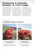 Planteuses à courroies de la série GB - Page 2
