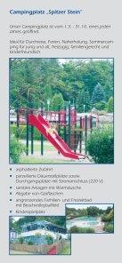 """Campingplatz """"Spitzer Stein"""" - Grünberg - Seite 5"""