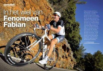 In het wiel van Fenomeen Fabian - Grinta!