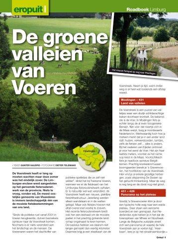 De groene valleien van Voeren - Grinta!