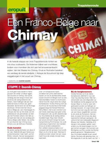 Een Franco-Belge naar - Grinta!