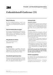 Kleberentferner-Info