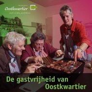 Download de brochure Oostkwartier.