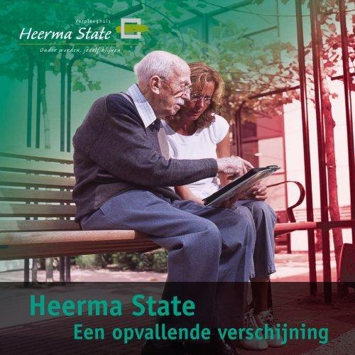 Download de brochure Heerma State.
