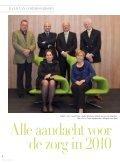 Jaarverslag 2010 - Stichting Groenhuysen - Page 6