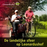 Download de brochure Leonardushof.
