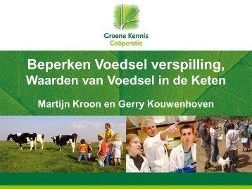 Gerry Kouwenhoven (Hogeschool INHOLLAND) - Groen Kennisnet