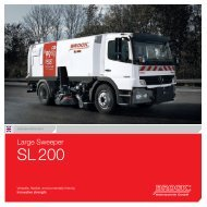 SL 200 catalogue - Brock Kehrtechnik Gmbh