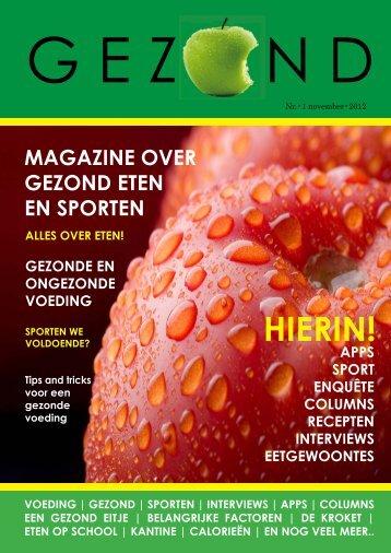 Gezond - Groen Kennisnet