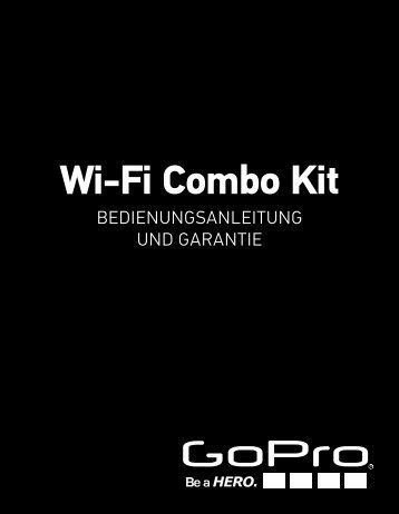 Wi-Fi Combo Kit - GoPro