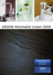 GROHE Minimalist Linien 2009