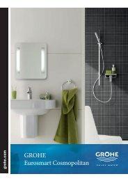 GROHE Eurosmart Cosmopolitan - Grohe.com.vn