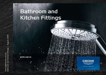 Bathroom and Kitchen Fittings - Grohe.com.vn