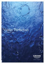 Water Perfection - Grohe