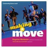 Community Dance 2008 - Stiftung Grone-Schule
