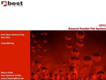 GPFS - best Systeme Gmbh