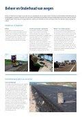 Beheer en Onderhoud van wegen - Grontmij - Page 2