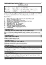 KuSpA-Protokoll 2011-06-07 - Groß-Gerau
