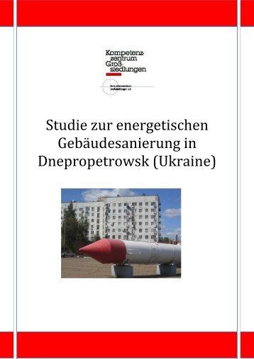 Endbericht Studie zur energetischen Gebäudesanierung in ...