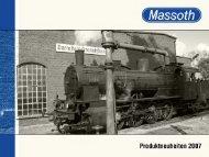 Massoth Neuheitenblatt 2007 (PDF 1.4 MB) - Grossbahn