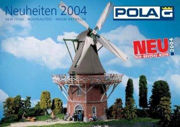 Neuheiten 2004 - Grossbahn