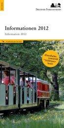 Informationen 2012 - Großer Garten