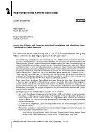 09.5115.02 - Grosser Rat - Basel-Stadt