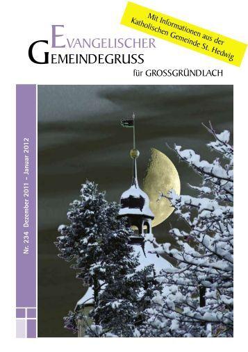 evangelischer gemeindegruss - grossgruendlach-evangelisch.de