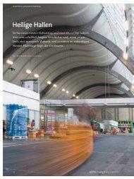 Heilige Hallen - Großmarkt Hamburg