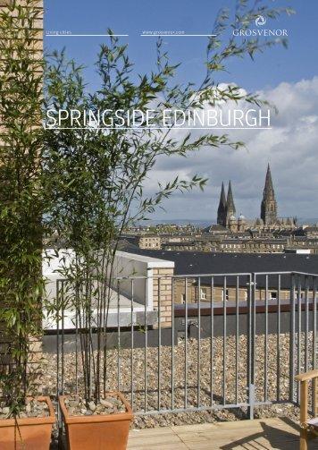 Britain & Ireland - Edinburgh - Grosvenor