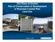 What is Land Use? - Town of Groton
