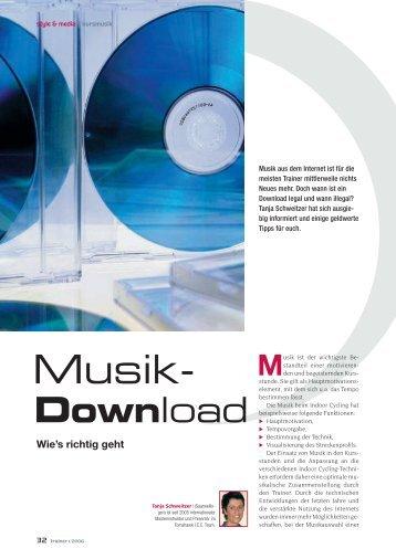 Musik- - Tanja Schweitzer