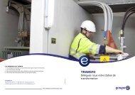Brochure TRANSFO - Groupe E