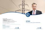 Brochüre Optimo - Groupe E