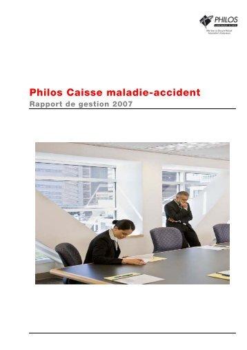 Philos 2007 - PDF - Groupe Mutuel