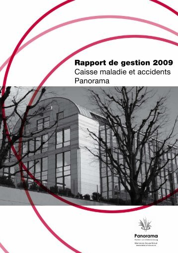 Caisse maladie et accidents Panorama 2009 - PDF - Groupe Mutuel