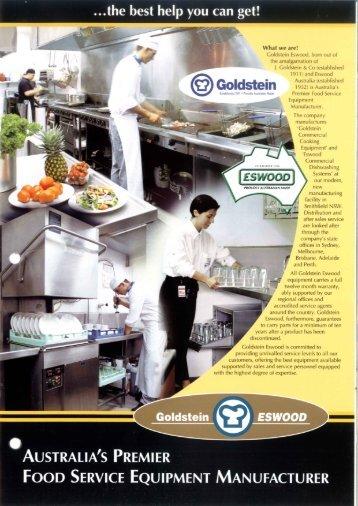 Goldstein Eswood - Group Maintenance