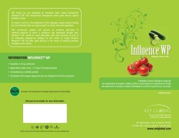 Influence™ WP