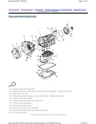 Case and Associated Parts Page 1 of 2 Document ID: 1979562 5/5 ...