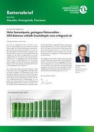 PDF (424 KB) - GRS-Batterien