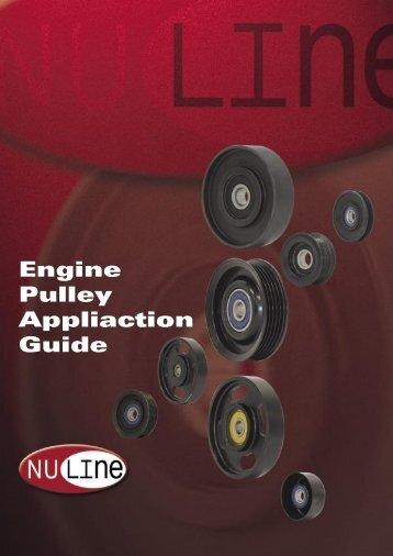 Engine Pulley Appliaction Guide - GRRRR8.net