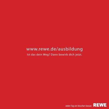 www.rewe.de/ausbildung