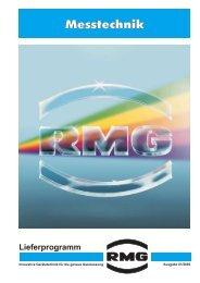 rmg regel + messtechnik gmbh