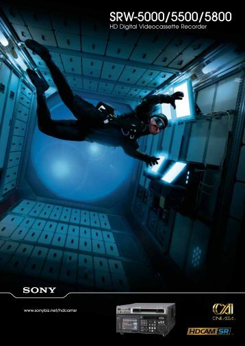 SRW-5000/5500/5800 - GRS Systems Inc