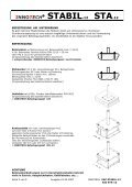 ® STABIL-12 STA-12 - Page 5